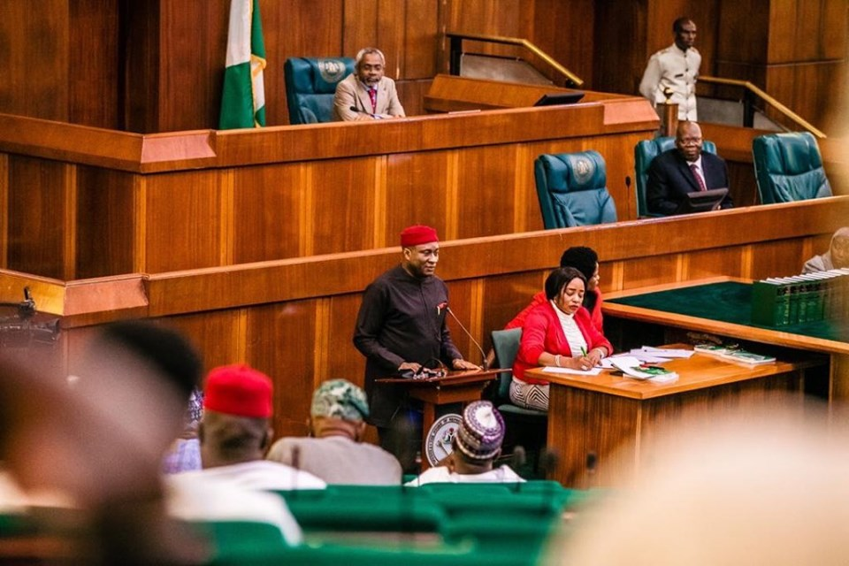 House Of Reps Honours Allen Onyema Over Xenophobia Rescue Efforts In South-Africa