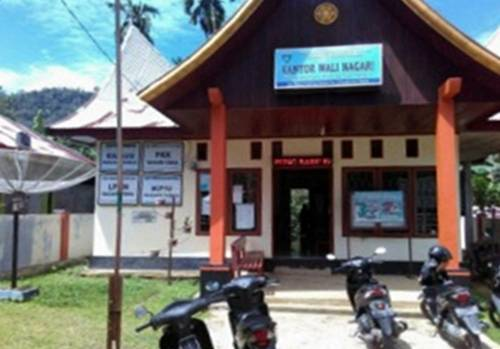 Kampuang Baru Korong Nan Ampek