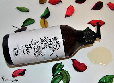 Té y menta - Yope Soap