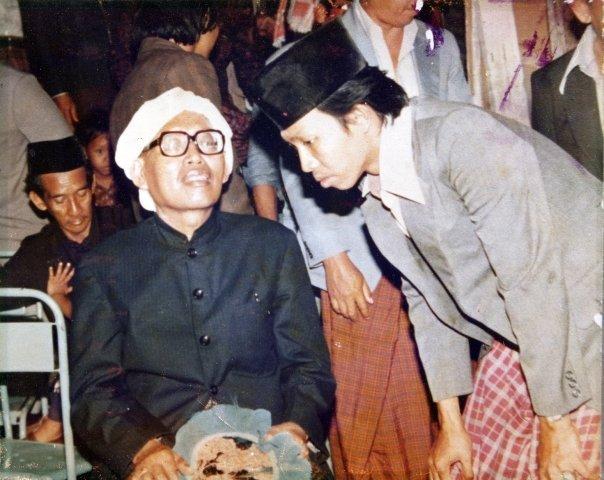Tangis Pilu di Hari Wafat Kiai Umar Al-Muayyad Mangkuyudan
