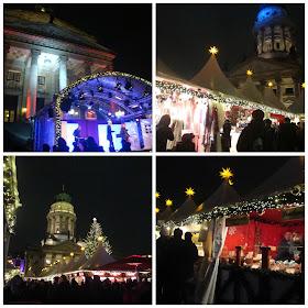 WeihnachtsZauber at the Gendarmenmarkt, Berlim