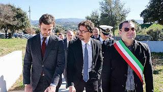Toninelli in Sardegna: al lavoro sull'emergenza trasporti