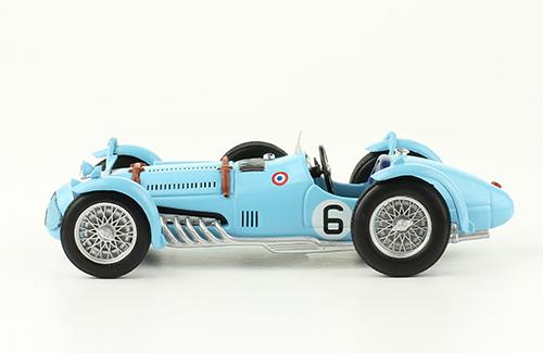 Museo Fangio (Sonic Bangladesh LTD) 1/43 En Argentina