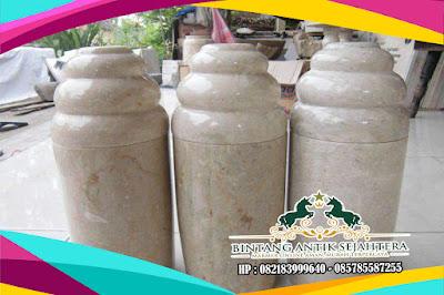 Tempat Abu Kremasi Marmer | Tempat Abu Jenazah Marmer
