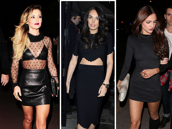 Looks - Night Out Style - Maio 2014