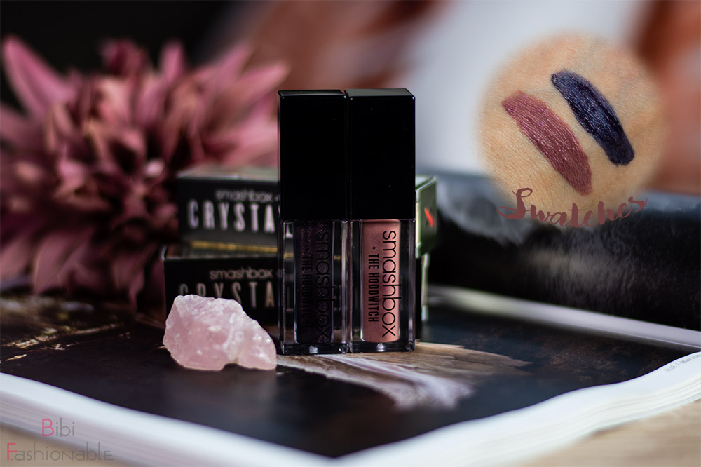 Smashbox x The Hoodwitch Crystalized Collection Always on Liquid Lipstick inkl Swatches