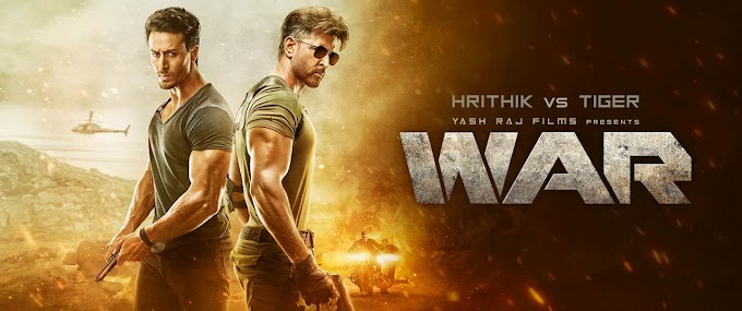 Download War (2019) full movie hd - 720p