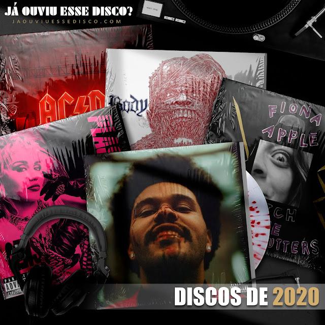 S04E02 Discos de 2020