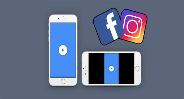 بهذه الطريقة يمكنك تحميل مقاطع الفيديو على  فيسبوك  أو  إنستغرام في  ثواني