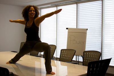 Happy New Year- A better YOU through Corporate Yoga