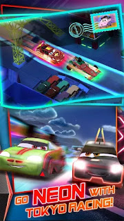Cars Fast as Lightning Mod APK - wasildragon.web.id