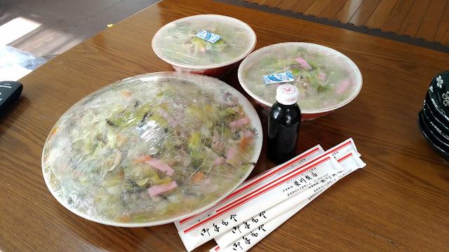 【一つ疑問が…】長崎市で皿うどんの出前をするとリポビタンDの瓶にソースが入って来る!瓶の返却はどうするの?