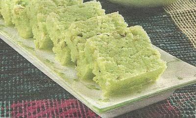 Рецепт приготовления восточной сладости бадам барфи