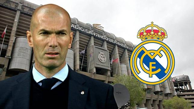 Frustasi dengan Solari, Real Madrid Ingin Pulangkan Zidane