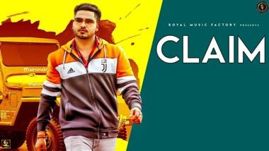 CLAIM Lyrics - Mohit Goswami