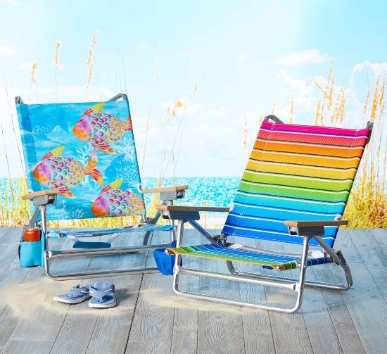 Simple Beach Chairs