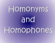 Homofon Homograf Homonim Pengertian Dan Contoh Saya Bukan Guru
