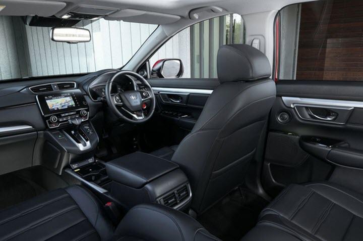 Hôm nay Honda CR-V 2020 sẽ ra mắt tại Việt Nam