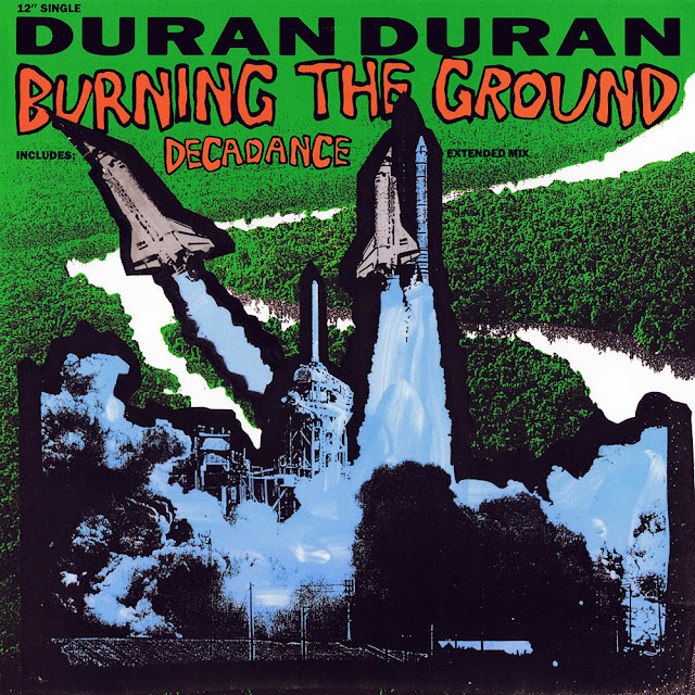 burning the ground, duran duran, decade duran duran, simon le bon, burning the ground duran duran, thierry ardisson, lunettes noires pour nuits blanches, exclu lulu