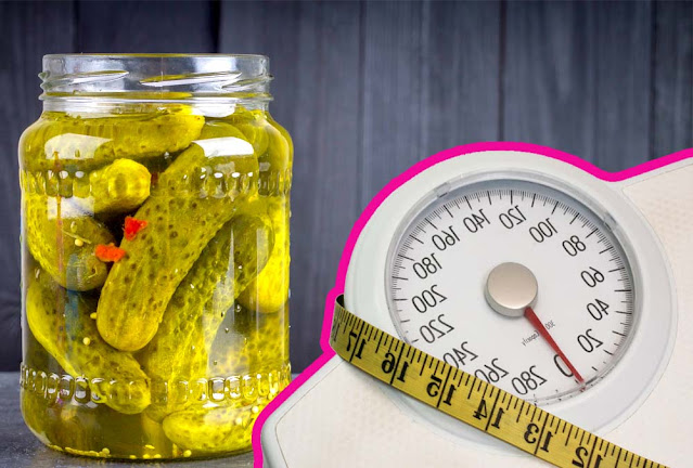 pickle juice weight loss
