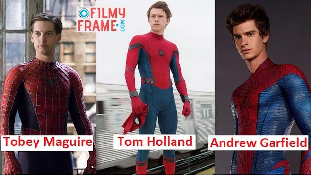 Top 5 Super Heroes Movies From Marvel studio's & Marvel Comics