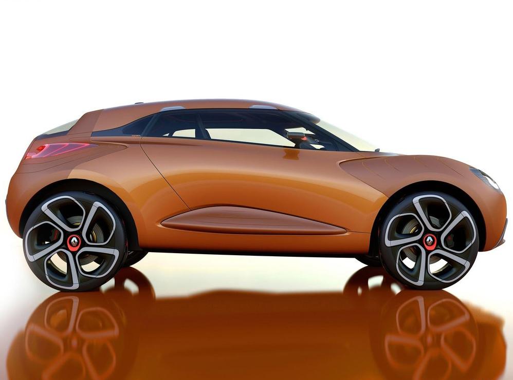 2011 renault capture concept auto car best car news and reviews. Black Bedroom Furniture Sets. Home Design Ideas