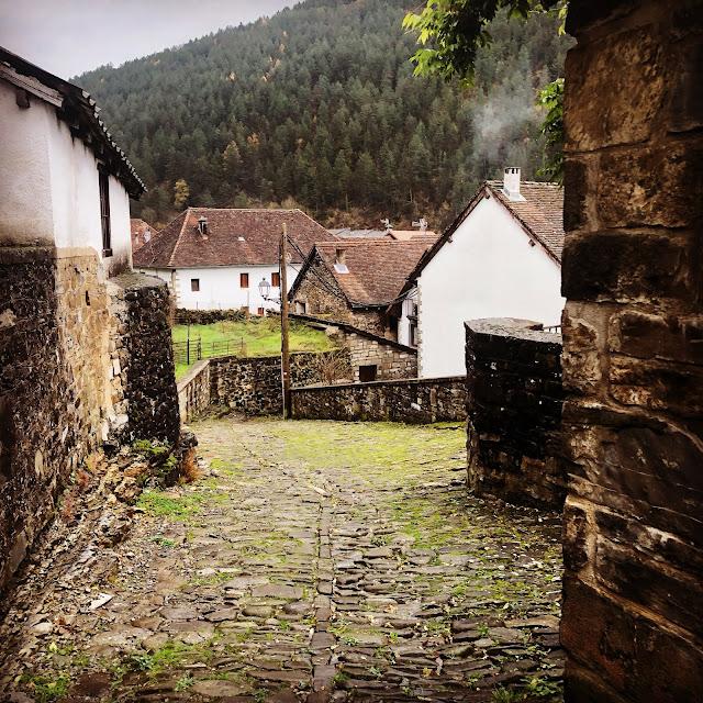 Ochagavía (Navarra) caravaneros.com