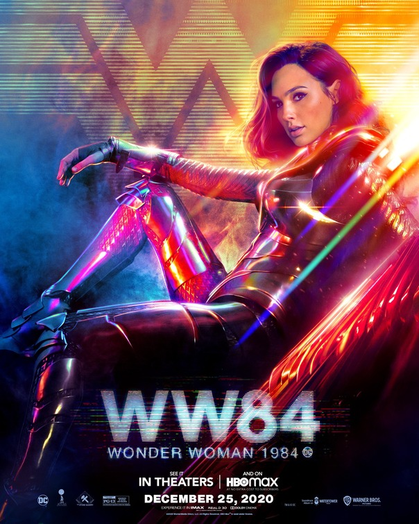 Wonder Woman 1984 Full Movie Download 720p, 1080p