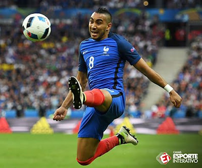 Payet: revelação da Eurocopa (CHUTE NO VÁCUO F.C.)