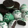 Mint Oreo Truffle Cookies