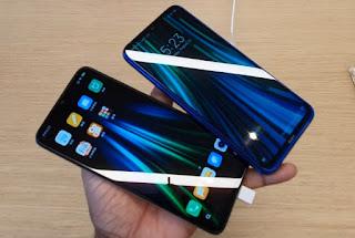 Redmi Note 8 & Redmi Note 8 Pro front