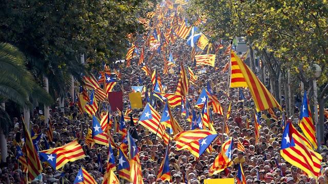 Γιατί άλλην στάση σε Καταλονία και άλλη σε Κοσυφοπέδιο και Κουρδιστάν;