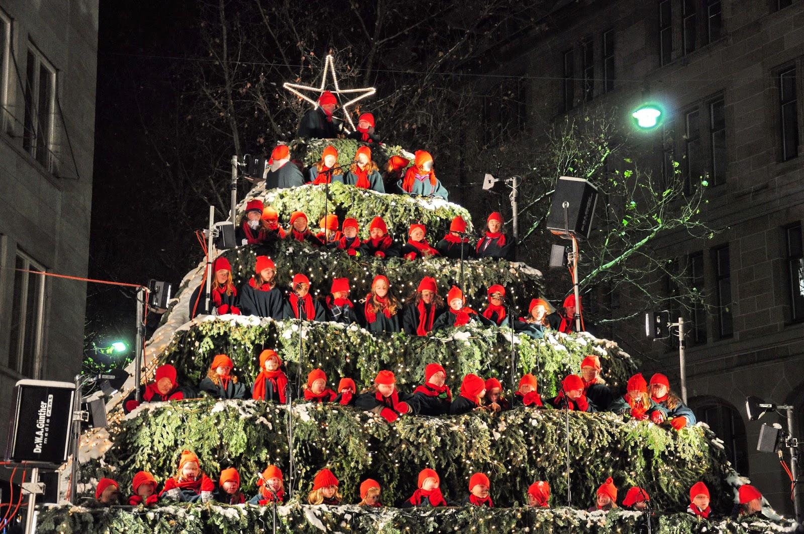 Ζυρίχη Χριστούγεννα