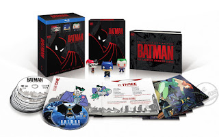 Batman the Animated Series The Complete Series on Blu-ray