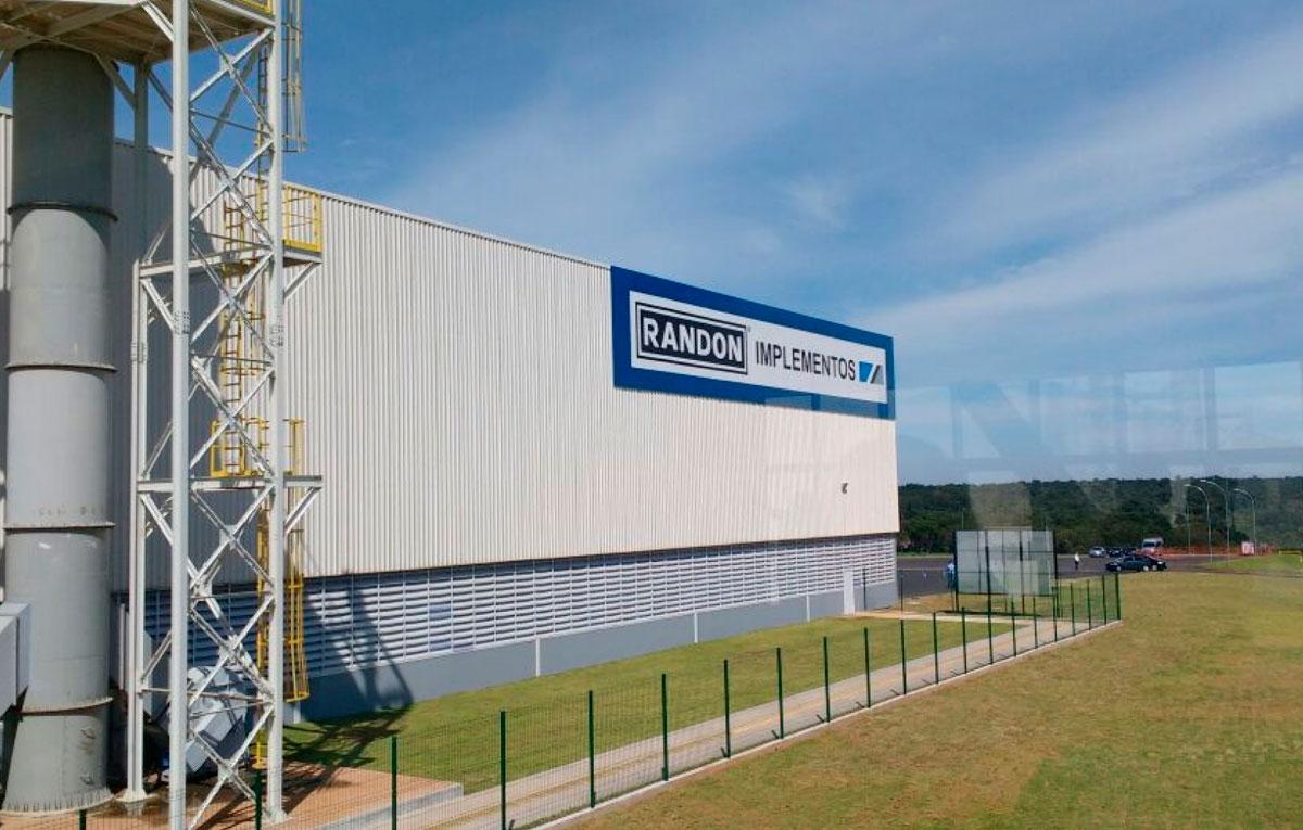 Governador participa da inauguração de nova fábrica da Randon