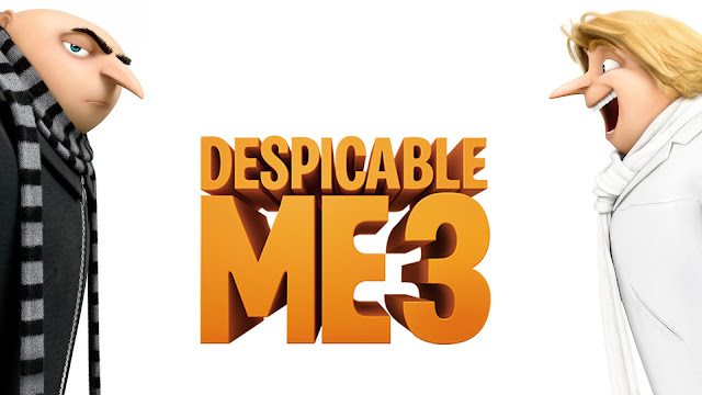 DESPICABLE ME 3 (2017) REVIEW : Cabang Plot yang Saling Mendistraksi