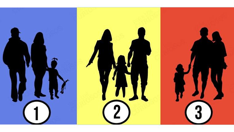 Qual é a família desunida?
