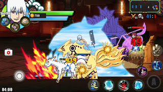 Download Game Naruto Senki