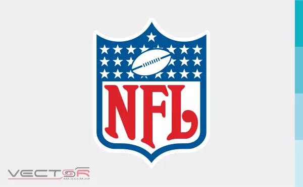 National Football League (NFL) (1984) Logo - Download Vector File SVG (Scalable Vector Graphics)