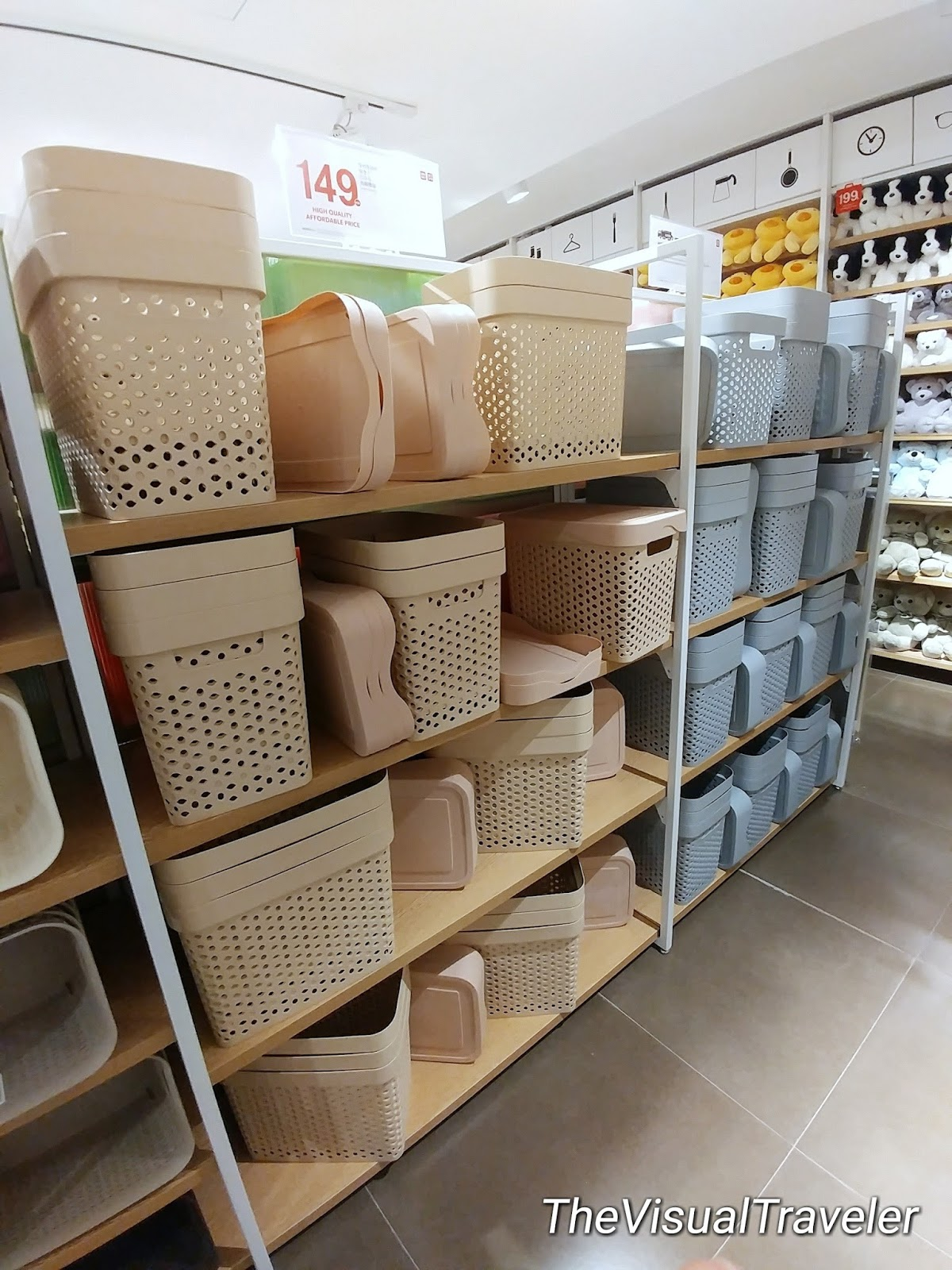 kitchen pans restaurant equipment miniso japanese lifestyle store opens in sm city cebu