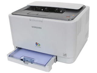 N printer is as well as therefore compact that no fan is left inward the printer Samsung CLP-310N Driver Download