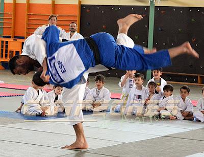 Angel Parra Judo Aranjuez