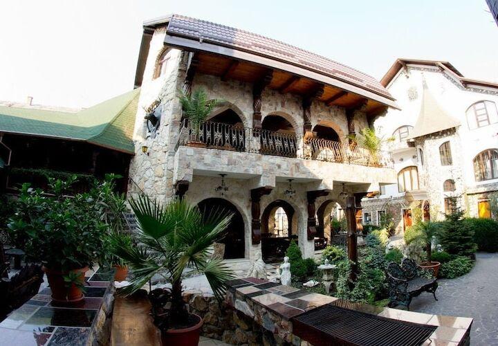 Hunter Prince Castle & Dracula Hotel, Turda Cluj