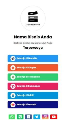 Demo Biolink Lacipedia Network