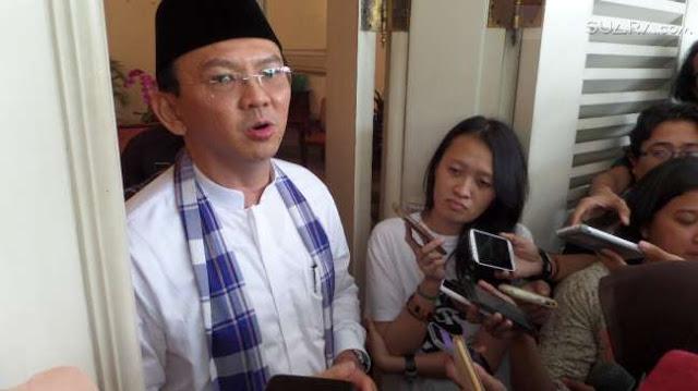 "Ahok: Tutup Aplikasi ""Online', Anda Mau Balik ke Zaman Batu?"
