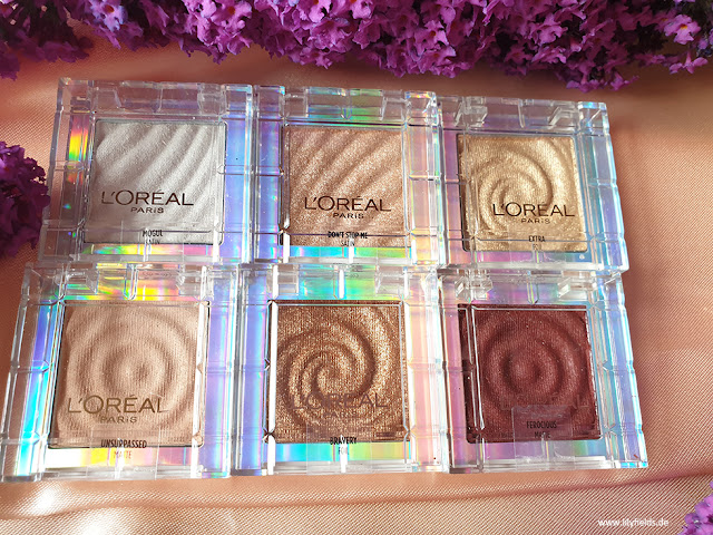 L'Oreal - Color Queen Oil Shadow
