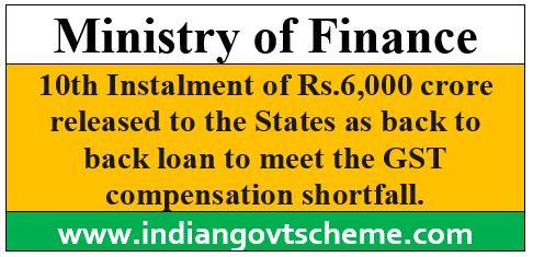 GST compensation shortfall