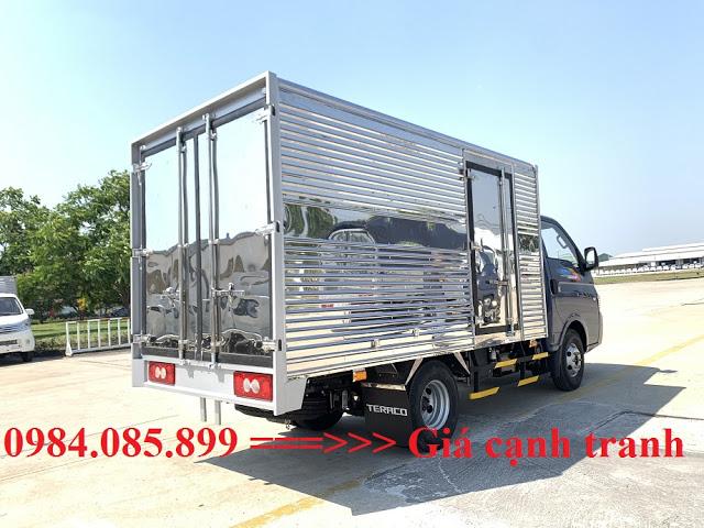 Xe tải Tera 150 thùng kín