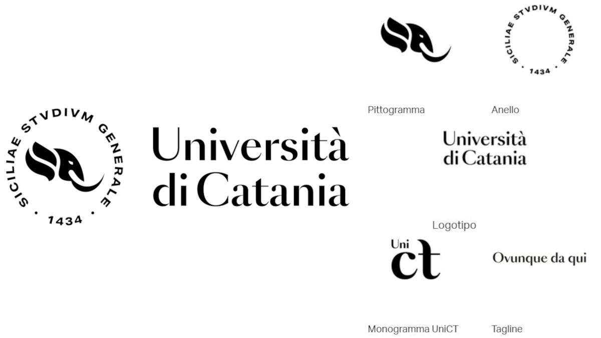Nuovo logo UniCT