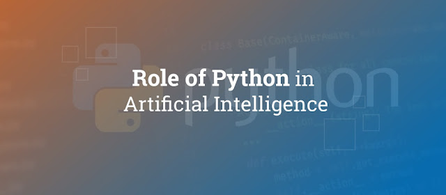 Role of Python in Artificial Intelligence